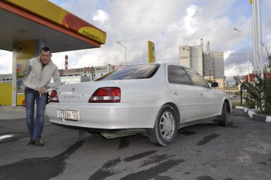 Toyota Cresta 1997 отзыв автора | Дата публикации 28.12.2012.