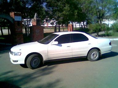 Toyota Cresta 1993 отзыв автора   Дата публикации 09.06.2005.