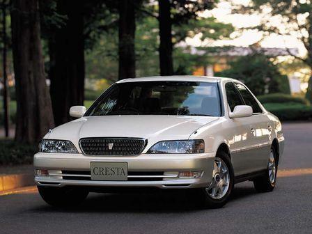 Toyota Cresta 1997 - отзыв владельца