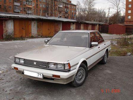 Toyota Cresta 1985 - отзыв владельца