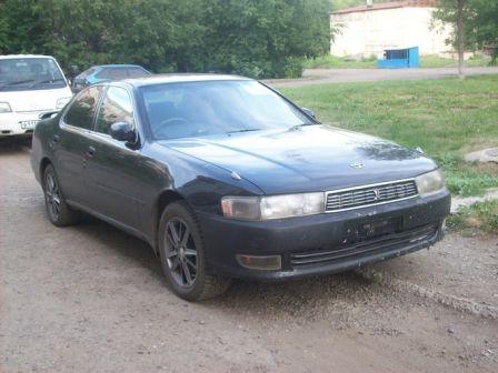 Toyota Cresta 1993 - отзыв владельца