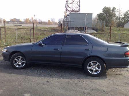 Toyota Cresta 1992 - отзыв владельца