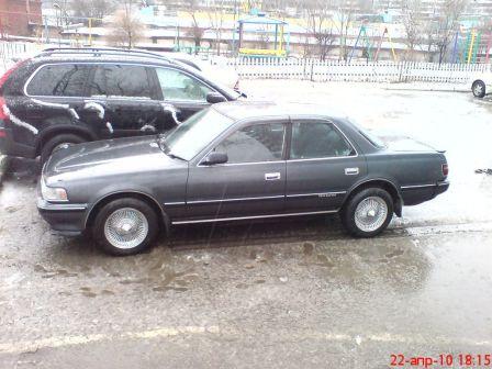 Toyota Cresta 1990 - отзыв владельца