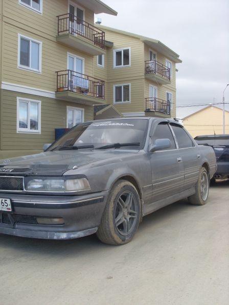 Toyota Cresta 1989 - отзыв владельца
