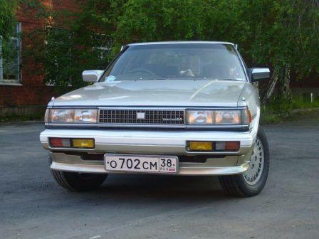 Toyota Cresta 1988 - отзыв владельца