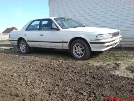 Toyota Cresta 1991 - отзыв владельца