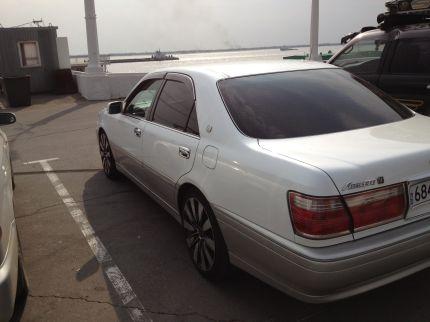Отзывы о Toyota Crown - Авто Mail.Ru