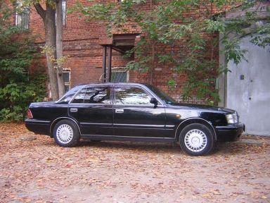 Toyota Crown, 2001