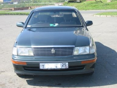 Toyota Crown, 1992