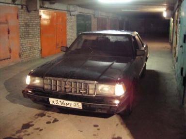 Toyota Crown, 1986