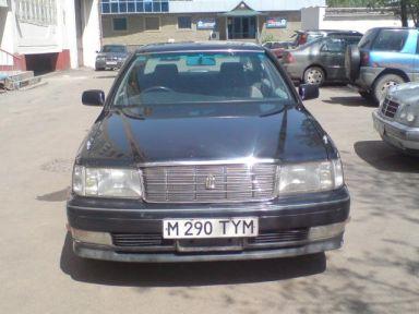 Toyota Crown 1997 отзыв автора | Дата публикации 05.06.2008.