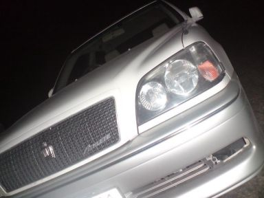 Toyota Crown, 2000