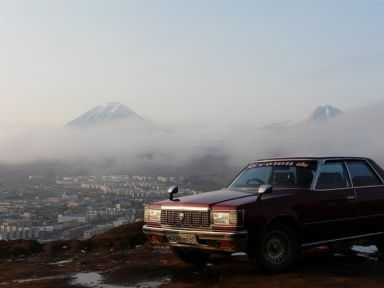 Toyota Crown, 1979