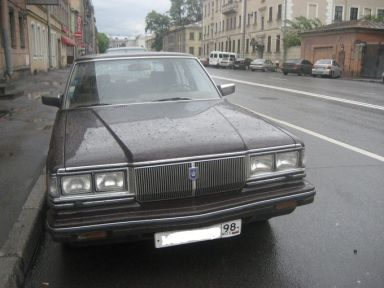 Toyota Crown, 1981
