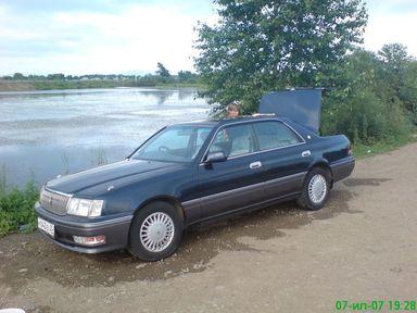 Toyota Crown 1997 отзыв автора | Дата публикации 17.11.2009.
