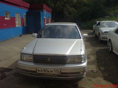 Toyota Crown 1997 отзыв автора | Дата публикации 11.02.2010.