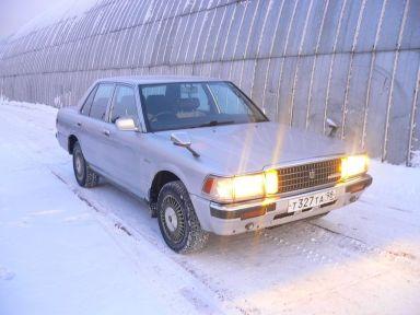 Toyota Crown, 1988