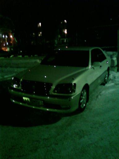 Toyota Crown 2002 отзыв автора | Дата публикации 21.12.2010.