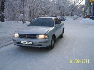 Toyota Crown 1994 отзыв автора | Дата публикации 13.01.2011.