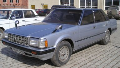 Toyota Crown, 1984