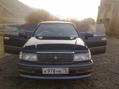 Toyota Crown 1997 отзыв автора | Дата публикации 10.10.2011.