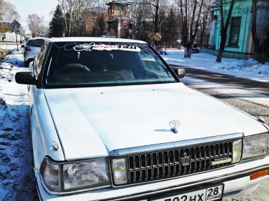 Toyota Crown, 1988