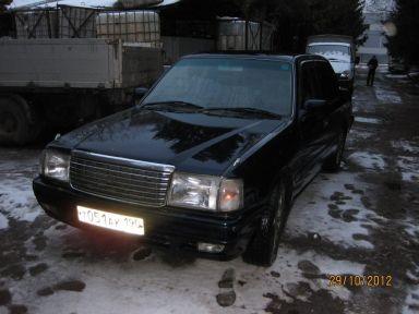 Toyota Crown 2002 отзыв автора | Дата публикации 29.10.2012.