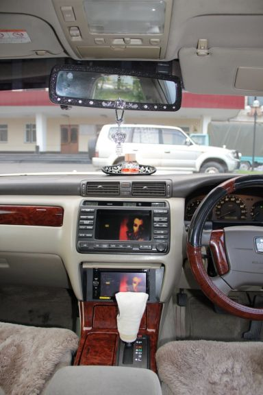 Toyota Crown, 2002