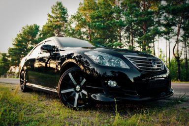 Toyota Crown 2008 отзыв автора | Дата публикации 03.04.2013.