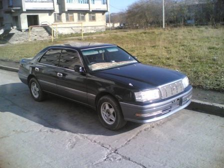 Toyota Crown 1996 - отзыв владельца
