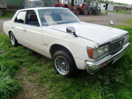Toyota Crown 1983 - отзыв владельца