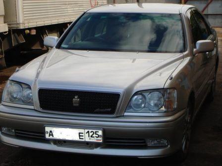 Toyota Crown 2001 - отзыв владельца