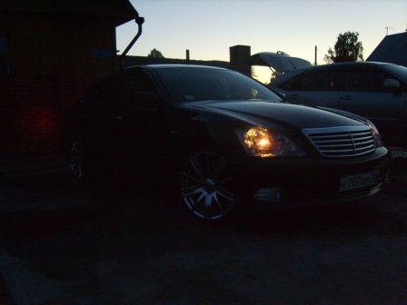 Toyota Crown 2005 - отзыв владельца