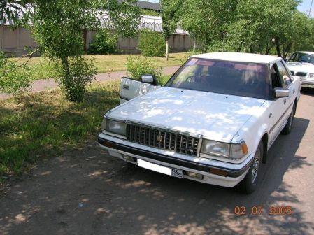 Toyota Crown  - отзыв владельца