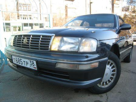 Toyota Crown 1993 - отзыв владельца