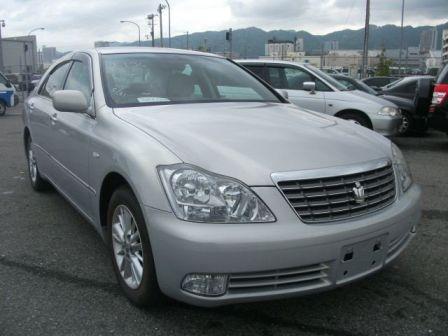 Toyota Crown 2007 - отзыв владельца