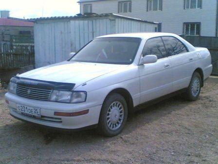 Toyota Crown 1998 - отзыв владельца