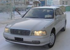 Toyota Crown Majesta, 1995