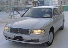 Toyota Crown Majesta, 1995