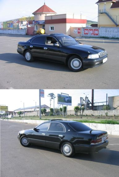 Toyota Crown Majesta, 1993