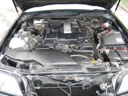 Toyota Crown Majesta 1997 - отзыв владельца