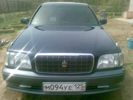 Toyota Crown Majesta 1996 - отзыв владельца