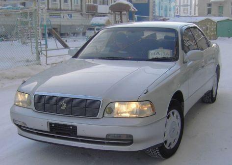 Toyota Crown Majesta 1995 - отзыв владельца