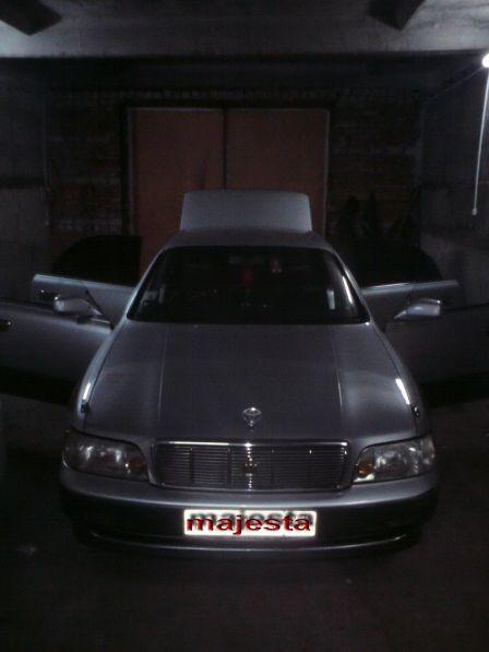 Toyota Crown Majesta 1994 - отзыв владельца