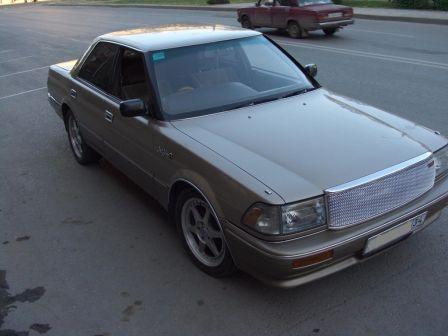 Toyota Crown Majesta 1991 - отзыв владельца