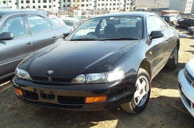 Toyota Curren 1994 отзыв автора | Дата публикации 27.12.2002.