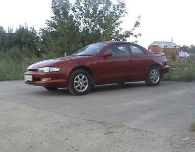 Toyota Curren 1998 отзыв автора | Дата публикации 23.11.2010.