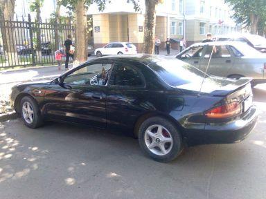 Toyota Curren 1998 отзыв автора | Дата публикации 01.08.2011.