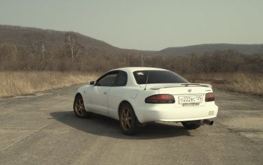 Toyota Curren 1995 отзыв автора | Дата публикации 09.01.2012.