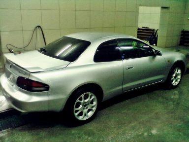 Toyota Curren 1995 отзыв автора | Дата публикации 09.02.2012.